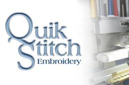 Quik Stitch Embroidery